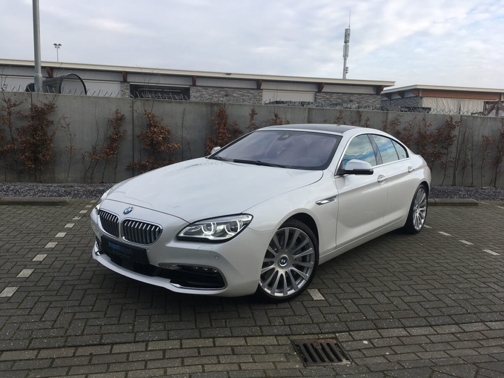 Auto BMW 650i Gran coupe